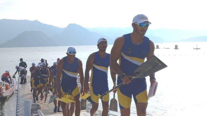 Jawa Barat Lampaui Target Medali Emas Cabor Dayung PON Papua