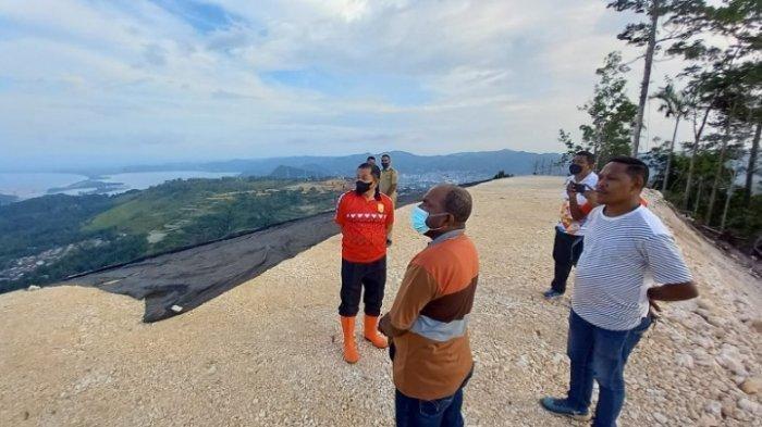 PON XX Papua, Sempat Berpindah Tiga Kali, Kini Venue Paralayang di Kota Jayapura Terindah di Papua