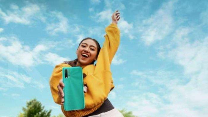 HP Redmi 9T Hadir Dengan Jawaranya Batre Gede, Cek Spesifikasi Ponsel Redmi 9T & Harga Launching