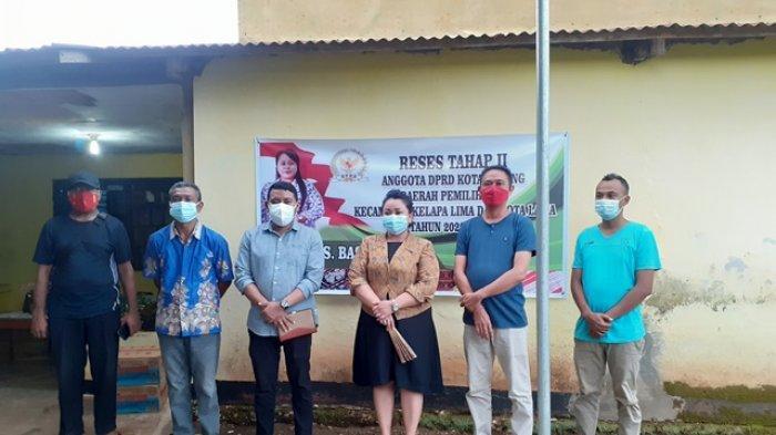 Reses Tahap II, DPRD Kota Kupang, Nining Basalamah Janji Akan Perjuangkan Aspirasi Masyarakat