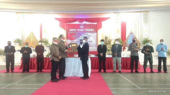 Kristoforus Efi : Bupati dan Wakil Bupati TTU Terpilih Tetap Amanah & Mewujudkan Janji Kampanye
