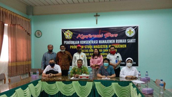 Wow! Unwira Kupang Buka Konsentrasi Manajemen Rumah Sakit