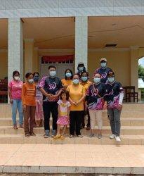 Cegah Penyebaran Covid-19 di Masyarakat, Toko WMK Gelar Aksi Fogging Elektrik dan Bagi Masker