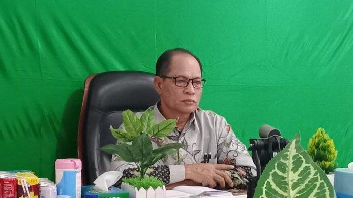 Bupati dan Wakil Bupati TTU  Ikuti Pembekalan Kepemimpinan Pemerintahan Dalam Negeri Tahun 2021.