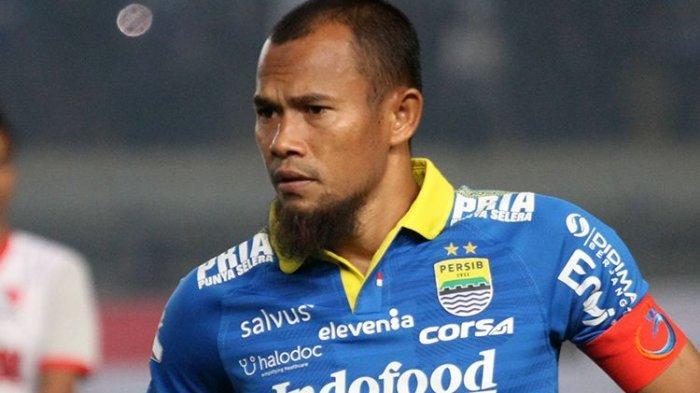 Kapten Persib Bandung Supardi Angkat Suara Kompetisi Berhenti Saat Skuad Robert Alberts Gemilang