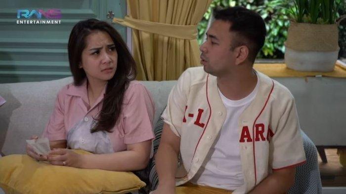 Nagita Slavina Langsung Nangis, Raffi Ahmad Seperti Tak Harapkan Janin Di Kandunganya, Ini Buktinya