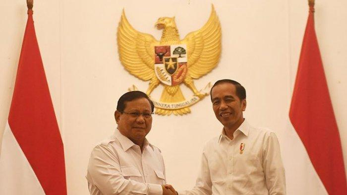 Hasil Survei, Prabowo Menteri Terbaik Kabinet Jokowi, Begini Tanggapan Politisi PDIP