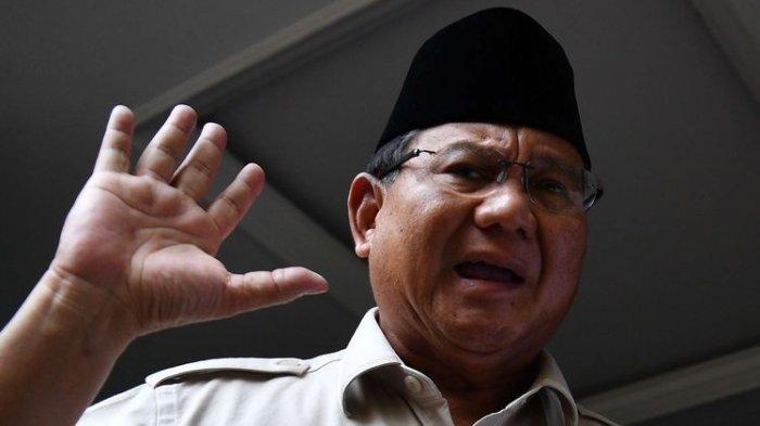 Prabowo Minta Pendukungnya Tidak Unjuk Rasa di MK saat Sidang Sengketa Hasil Pilpres