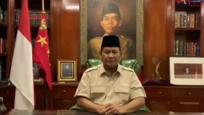 Prabowo Sampaikan 5 Imbauan kepada Pendukungnya Jelang Sidang Sengketa Pemilu di MK, Apa Saja?