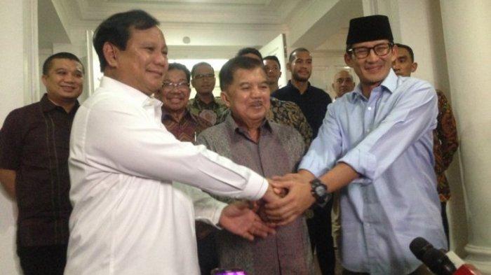 Sandiaga Uno Bela dan Pasang Badan untuk Prabowo yang Dikecam Pegiat HAM, Sebut Tak Bersalah