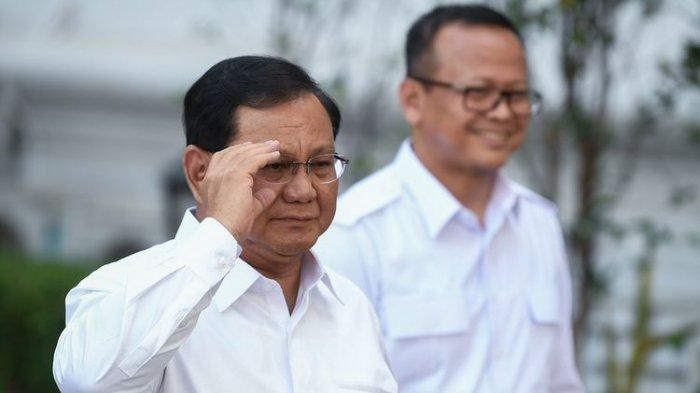 Ini Susunan Pengurus Partai Gerindra 2020-2025, Prabowo Subianto Didampingi Rahmawati Soekarnoputri