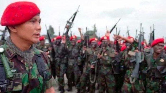 Kisah 'Harum' Prabowo Saat Operasi Seroja di Timor Leste,Timah Panas Hujani Presiden Fretilin