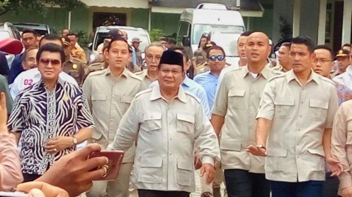 Prabowo Bakal Jadi Penjamin untuk Penangguhan Penahanan Eggi Sudjana dan Lieus Sungkharisma