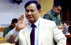 Prabowo Subianto Absen pada Pilpres 2024?