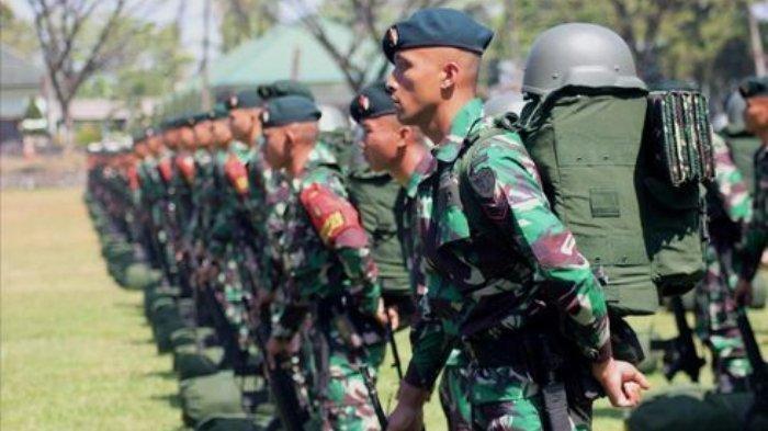 HUT TNI 5 Oktober 2021 NKRI Harga Mati