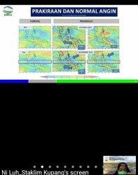 Kepala Stasiun Klimatologi Kupang Sebut Badai La Nina di NTT Terjadi Lemah