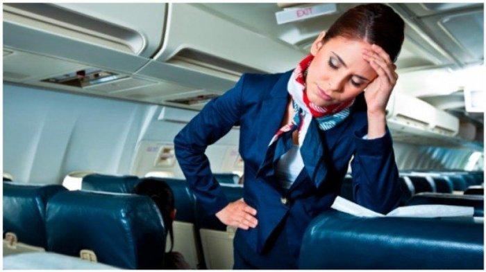 10 Perilaku Gila Penumpang di Pesawat Buat Pramugari Panik,Telanjang hingga Buang Air Besar di Kabin