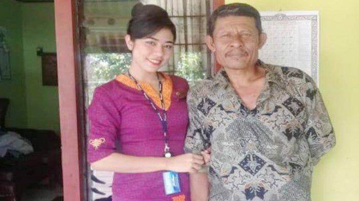 Ayah Pramugari Sriwijaya Air Mia Tre Setiyani Wadu: Saya Bisa dapat Jasadnya