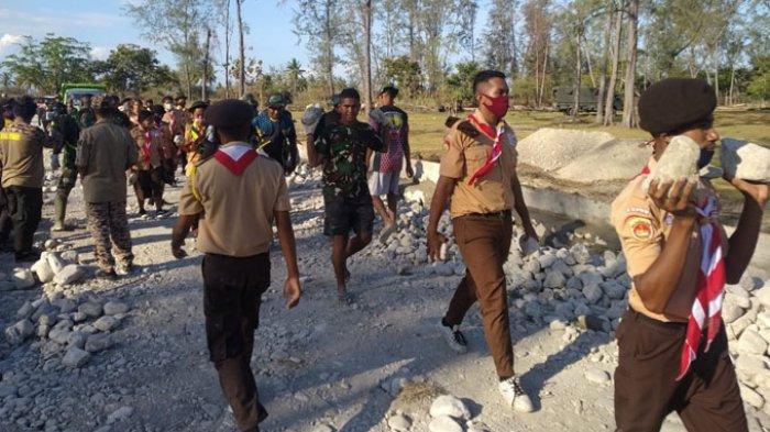 Kepala BNN Rote Ndao Dorong Pembentukan Saka Ke-12 Pramuka, Saka Antinarkoba