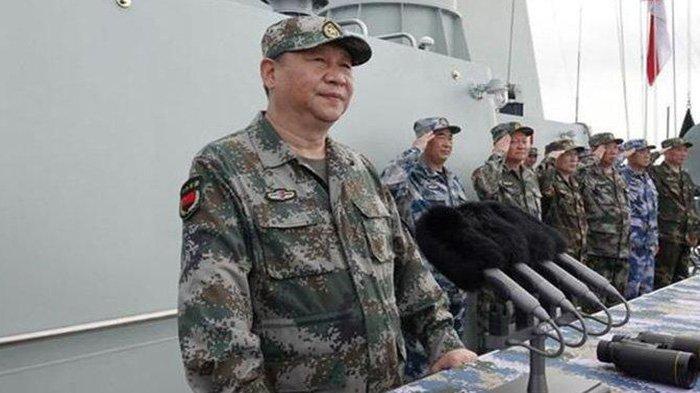China 'Musuh Terburuk Mereka Sendiri' Saat Ketegangan Meningkat di Laut China Selatan