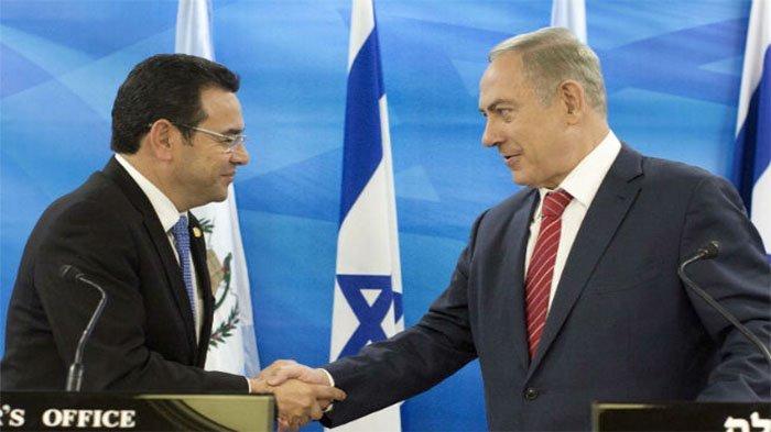 Guatemala Berencana Pindahkan Kedutaan Besar dari Tel Aviv ke Yerusalem, Apa Arti Hasil Voting PBB?