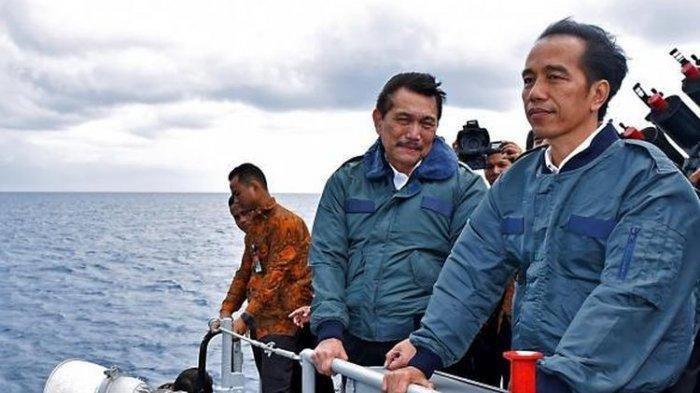 Pakar Singapura IngatkanChina JanganCoba-coba dengan Indonesia di Laut China Selatan ,RI Siap Perang