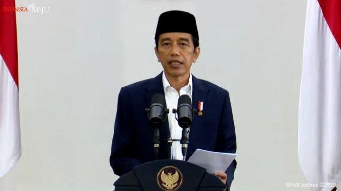 Presiden Jokowi Nilai PPKM Skala Mikro Lebih Efektif Tekan Kasus Aktif Covid-19 di Indonesia