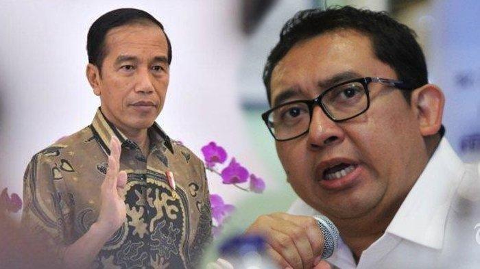 Fadli Zon Kritik Jokowi Soal PPKM Level 3-4 Pengganti PPKM Darurat: Tak Jelas Terkesan Asal-asalan