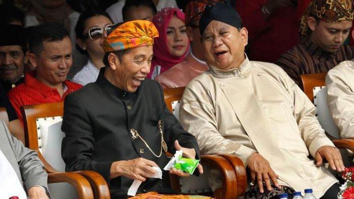Prabowo Jawab Begini Saat Ditanya Soal Jatah Menteri Kabinet Jokowi Usai Bertemu Petinggi PPP