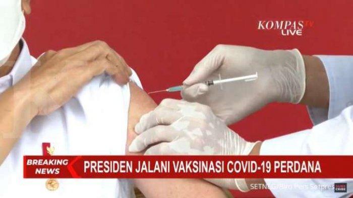 Ragukan Keamanan Vaksin Covid-19, Politisi PDIP Ribka Tjiptaning Menolak Divaksinasi, Piliha Denda