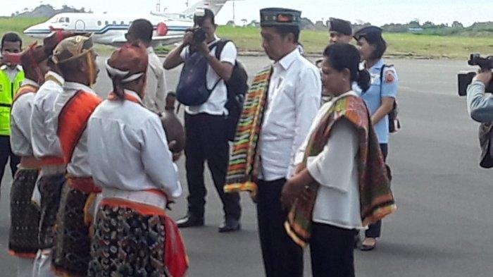 Ini Rancangan Besar Presiden Jokowi Di Taman Nasional Komodo
