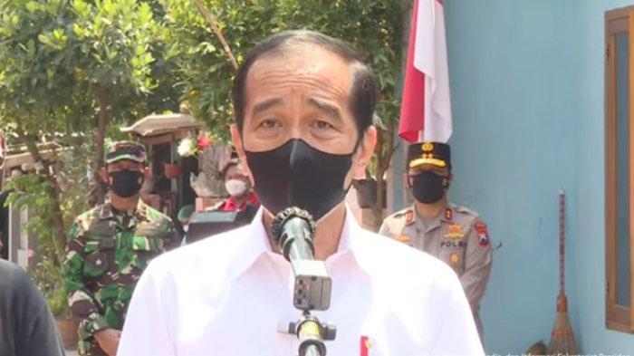 Jokowi Perintahkan Mahfud MD Segera Tetapkan Simulasi Tanggal Pemilu dan Pilkada Serentak 2024