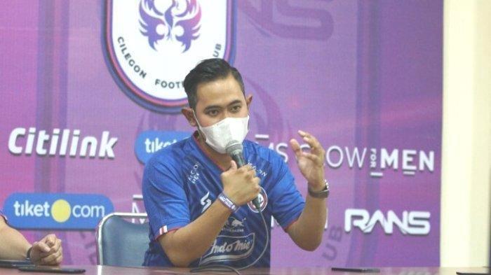 Presiden Arema Gilang Widya Pramana Janji Bonus Jika Pemain Menunjukkan Performa Bagus di Liga 1