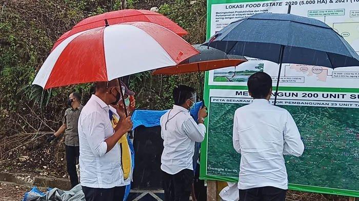 Presiden RI Joko Widodo Janji Bangun Bendungan Di Sumba Tengah