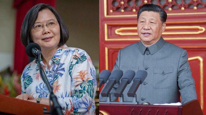Pidato Double Ten Presiden Taiwan Tsai Ing-wen Merupakan Lelucon Politik