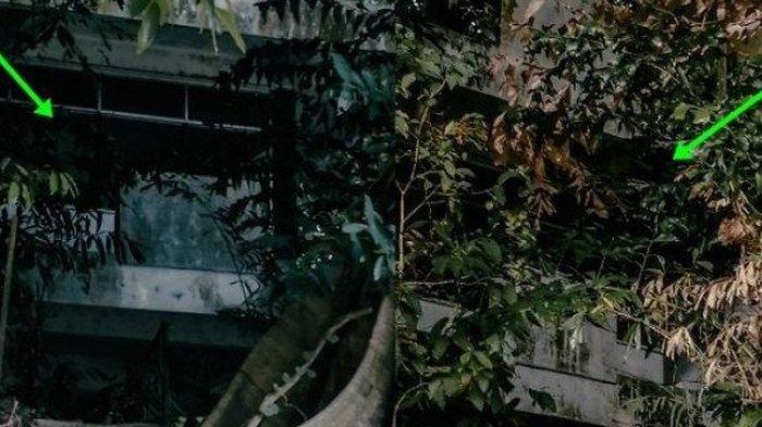 Gila! Pria Ini Pilih Nginap di Hotel Angker, Makhluk Menyeramkan Ini Sering Ganggu Ceritanya Viral