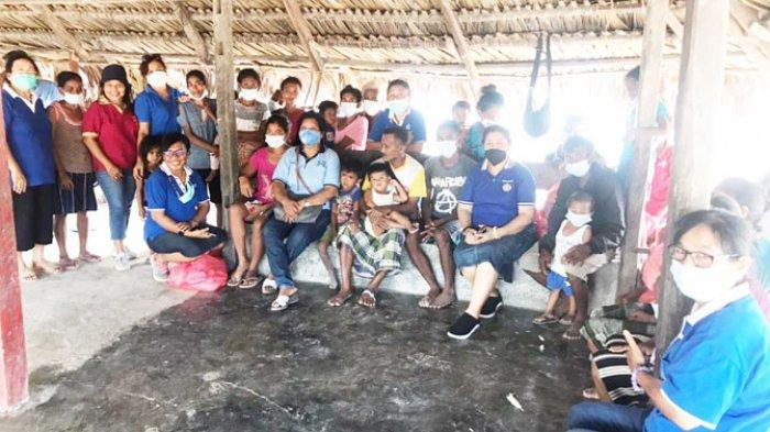 Prihatin Dengan Kondisi Sabu Raijua, Ketua WKRI NTT : Sabu Membisu