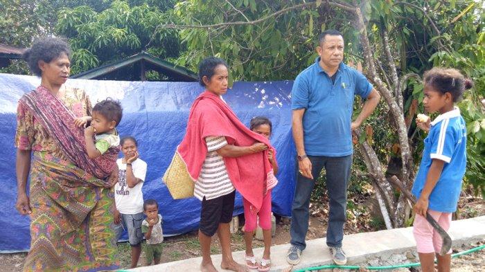 Masyarakat Senang Jalan Aewoe- Wayupea Mulai Dikerjakan