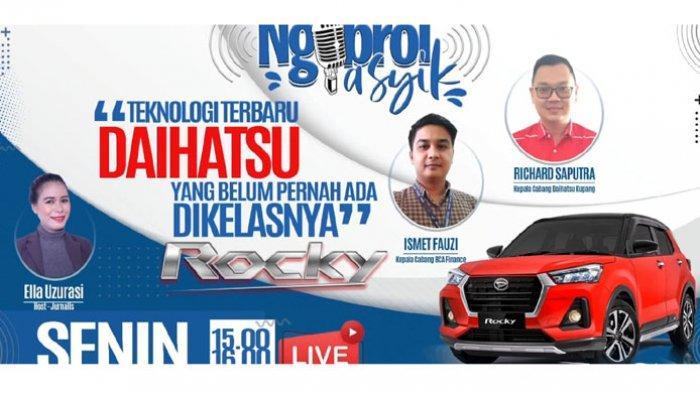 Produk Baru Daihatsu Hadir di Kota Kupang Dengan Tampilan Beda Kurangi Risiko Kecelakaan