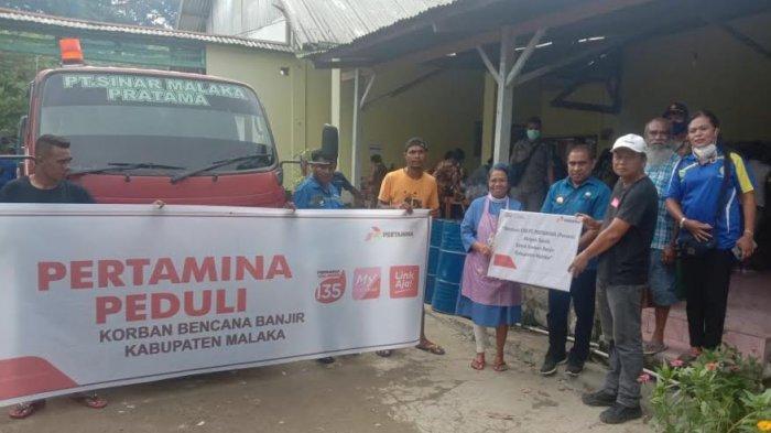 Cuaca Ekstrim di Nusa Tenggara, Pertamina Peduli Hadir Ditengah Masyarakat NTT