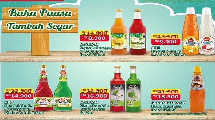 Promo Alfamart Minggu 25 April 2021, Marjan 460ml Rp 16ribu, Paket Ramadan Hemat Mulai Rp 29ribu