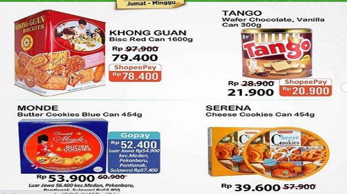 Alfamart Hanya 3 Hari Minggu 25 April 2021, Indomie Goreng 12.000 /5pcs, Beras Raja Rp 51.900