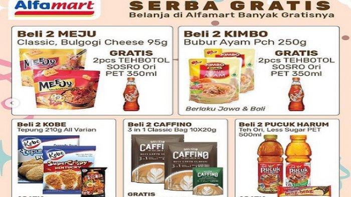 Promo Alfamart Beli2 +gratis2