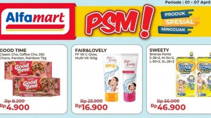 Promo Alfamart Selasa 6 April 2021, Paket Ramadan Lengkap Hanya Rp 48.900, Ada Voucher Rp 10.000