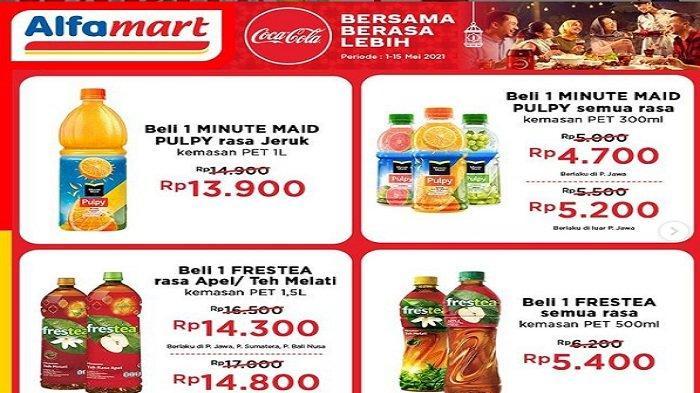 Alfamart Promo 10-11 Mei 2021, Paket Sambut Idul Fitri Rp 29.900, Pop Mie dan Mie Sedap Murah