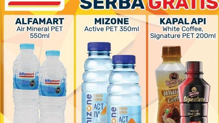Promo Alfamart Serba Gratis Rabu 2 Juni 2021, Promo Beli 2 Gratis 1, 2 Beng Beng Drink Gratis 1