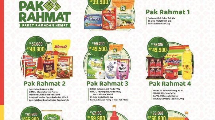 Update Promo Alfamart Besok Kamis 8 April 2021, Paket Jelang Ramadan, Beli 2 Energen Gratis 1 Box