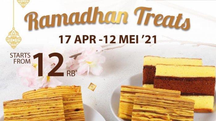 BreadTalk Hari Ini Hingga Besok 11 Mei 2021, Lapis Surabaya mulai Rp 12Ribu, Menu Roti Baru Rp8 Ribu