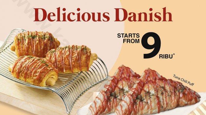 Promo BreadTalk Hari ini Rabu 2 Juni 2021, Roti Sausage Middleton dan Tuna Chili Puff Mulai Rp 9ribu