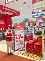 Ace Lippo Plaza Kupang Promo 17 Persen